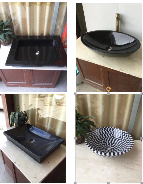 China Stone Sinks and Basins High Quality Natural Wash Basin
