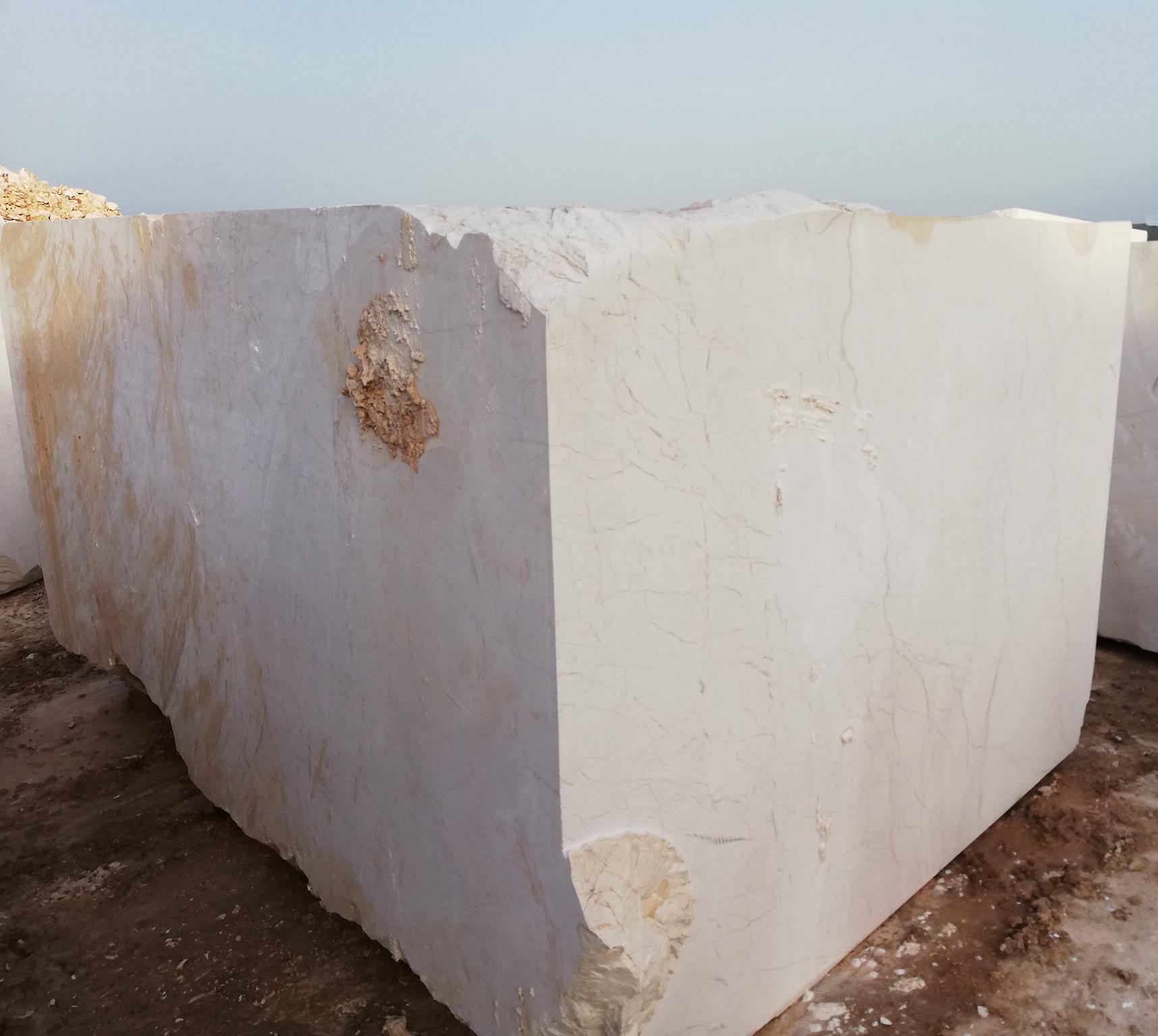Turkey Beige Marble Block