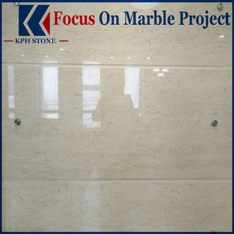 Bela beige marble bathroom flooring tiles