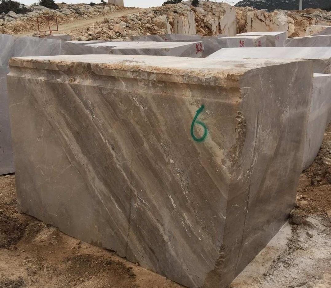 Dino Brown Marble Blocks