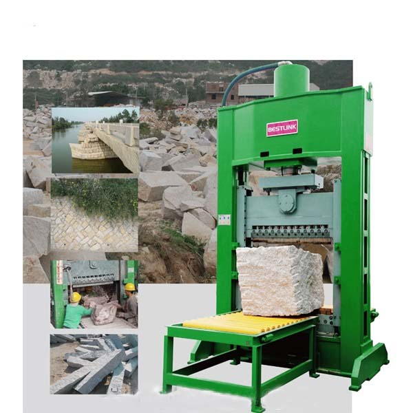 Bestlink Hydraulic Block Stone Splitter Brt320t 1200x800
