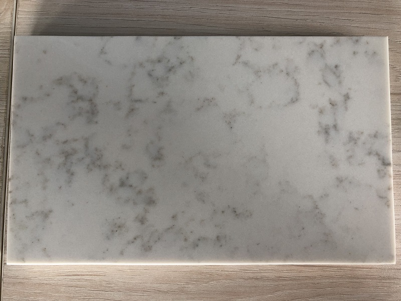 bianco carrara quartz stone slab