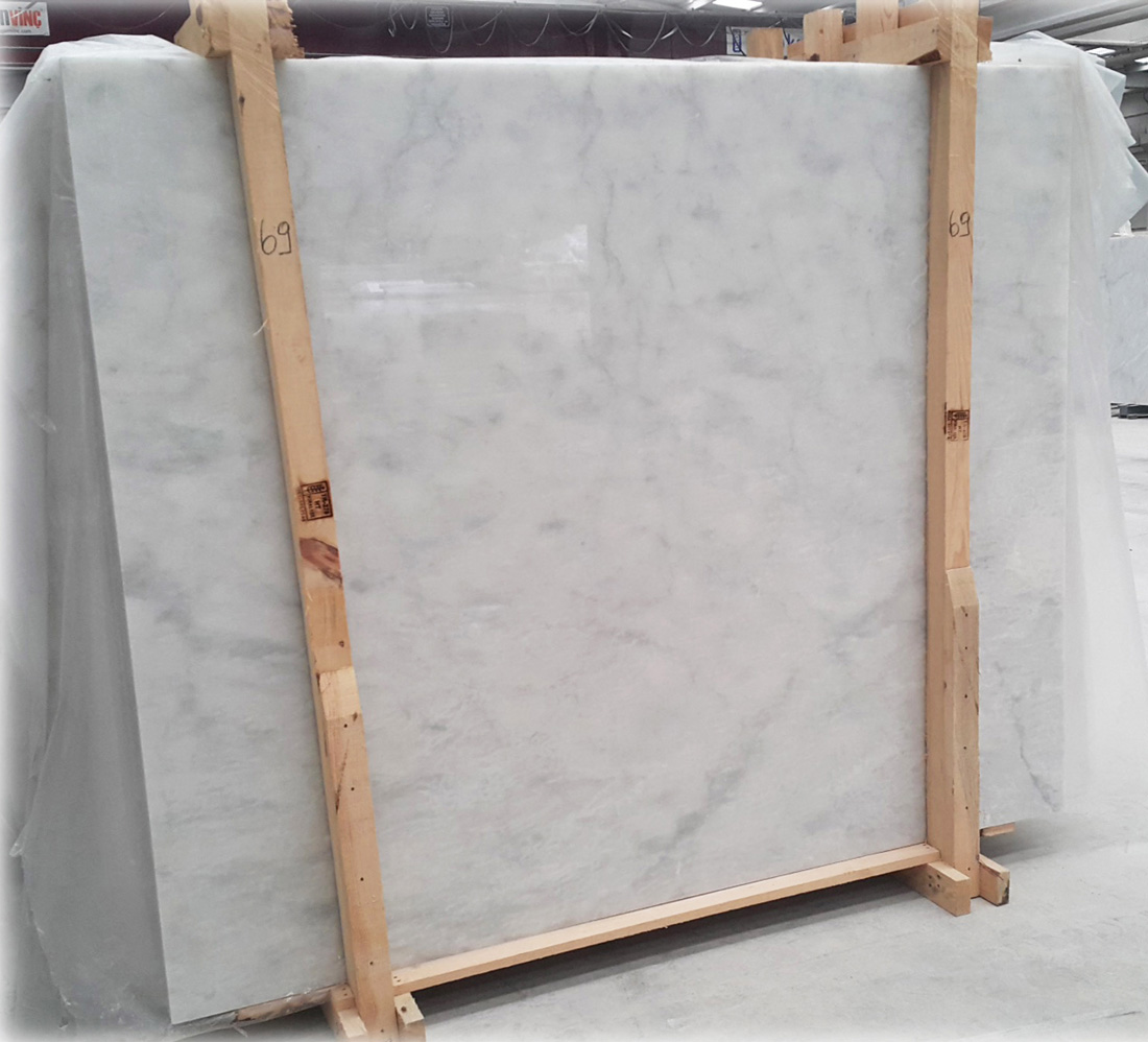 Turkish Bianco Ibiza White Marble