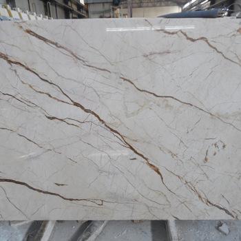 Sofita Beige Marble Polished Beige Slabs
