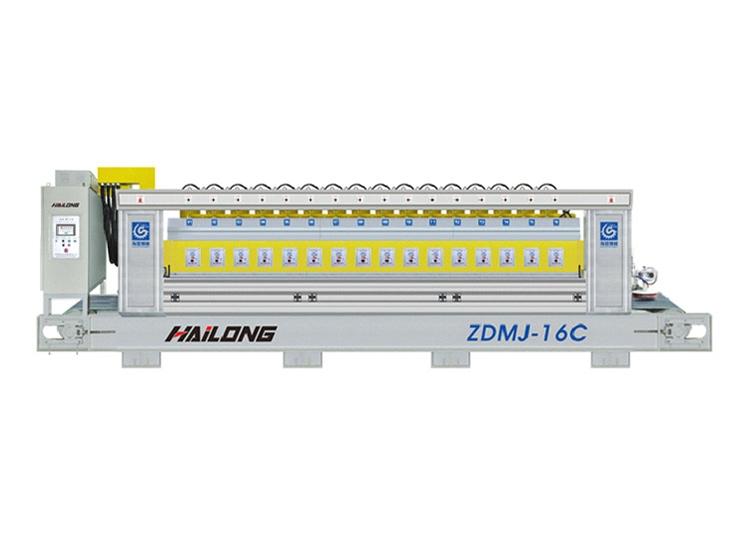 ZDML 16C Granite Automatic Polishing Machine For Slate