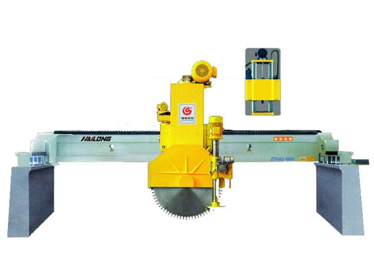 ZDQQ-1600 Hydraulic Four Columns Bridge Type Cutting Machine