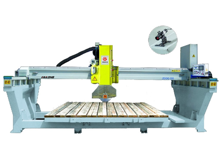 ZDQQ-350 Conjoined Bridge Type Stone Cutting Machine