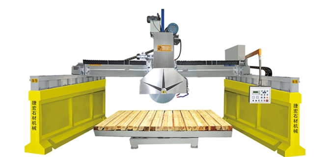 JHM-1200 Bridge cutting machine hydraulic four pillar