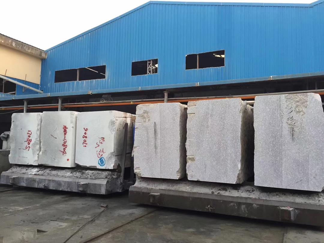 Gangsaw Granite Blocks