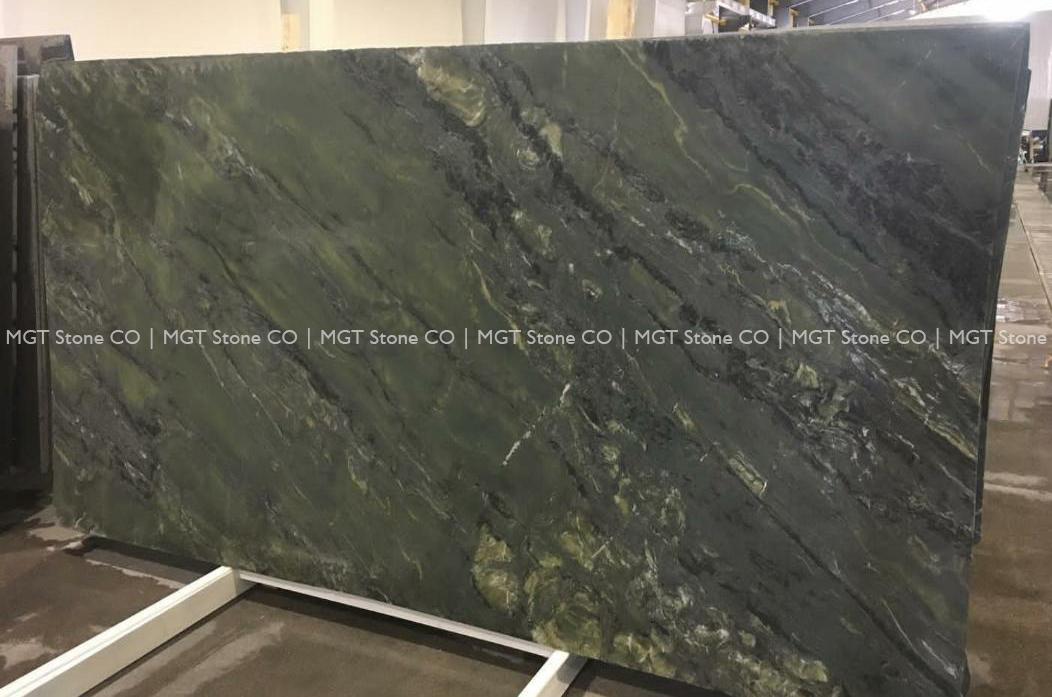 Birjand Green Granite Slab