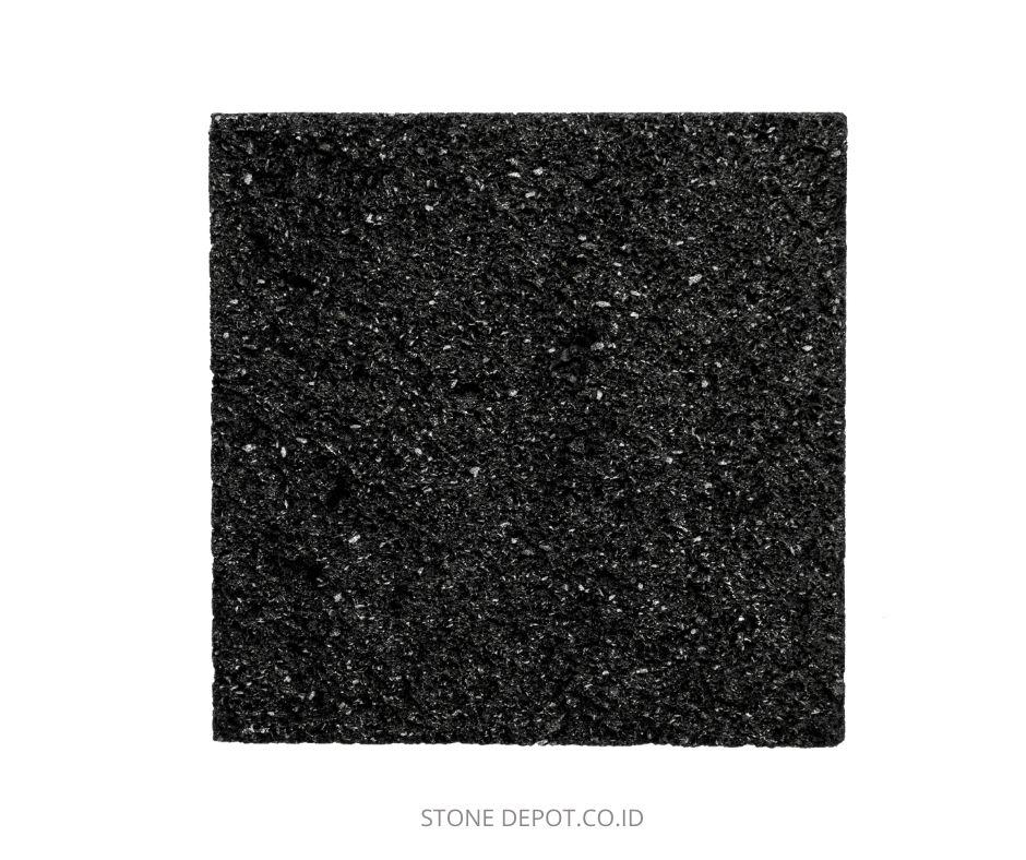 Black Lava Stone Bali Pool Tiles
