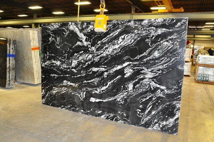 Black Forest Granite Polished Granite Stone Slabs