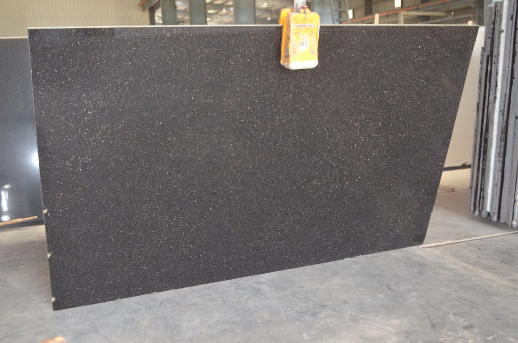 Black Galaxy Star Granite
