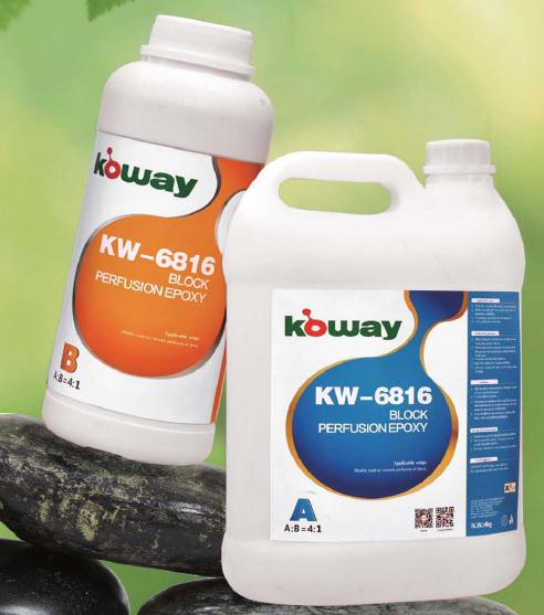 Koway Stone reinforcement epoxy