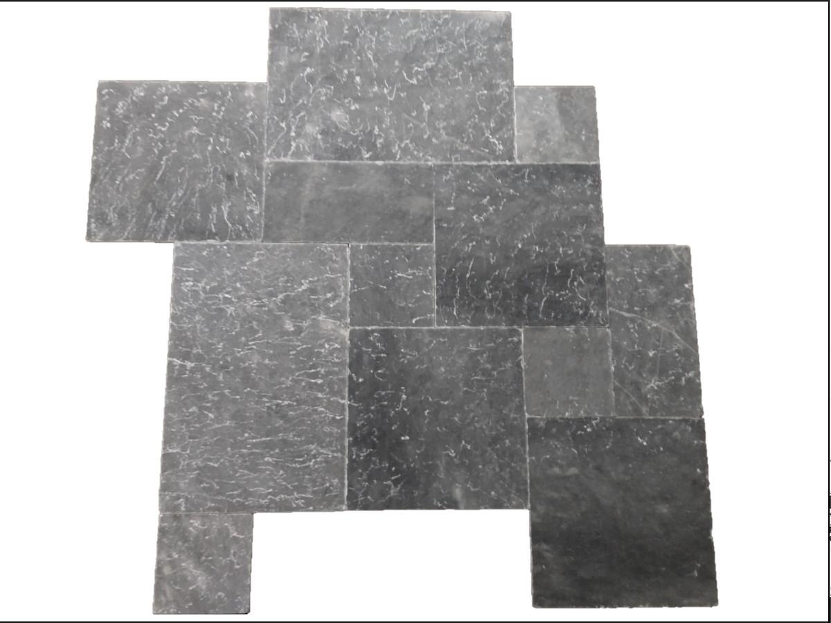 Bluestone Marble French Pattern Set
