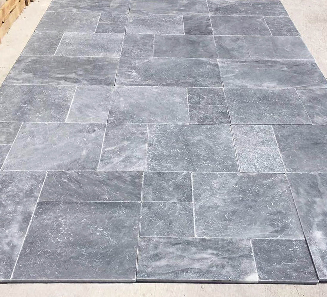 Blue Stone Marble Paver Tile