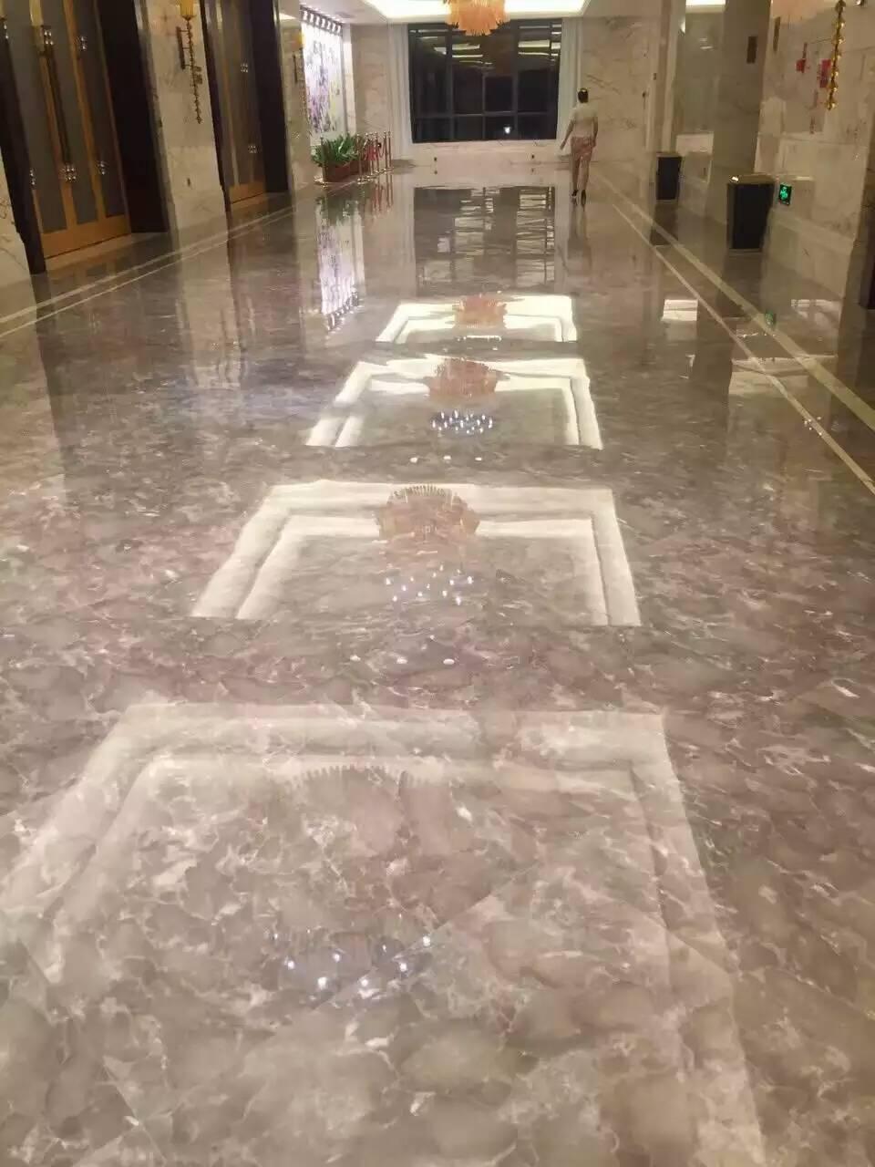 bosy grey flooring