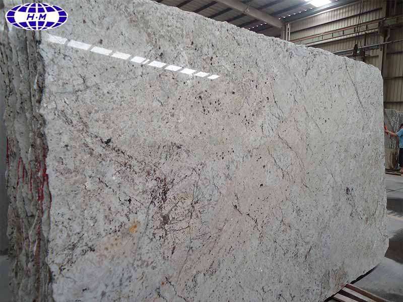 Brazil Rosa Granite Stone Wall Tile
