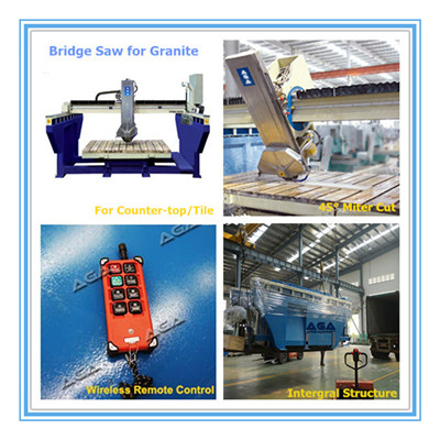 Automatic Tile Bridge Saw