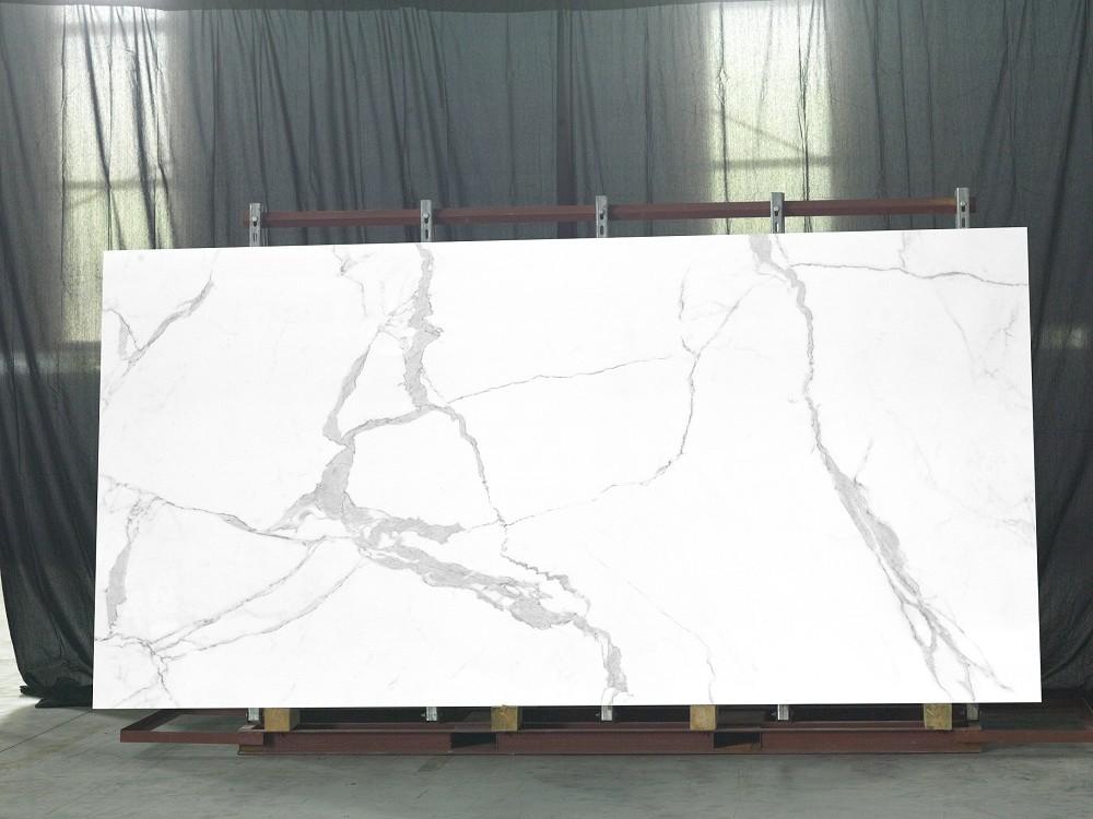 calacatta marble porcelain slab 320x160cm