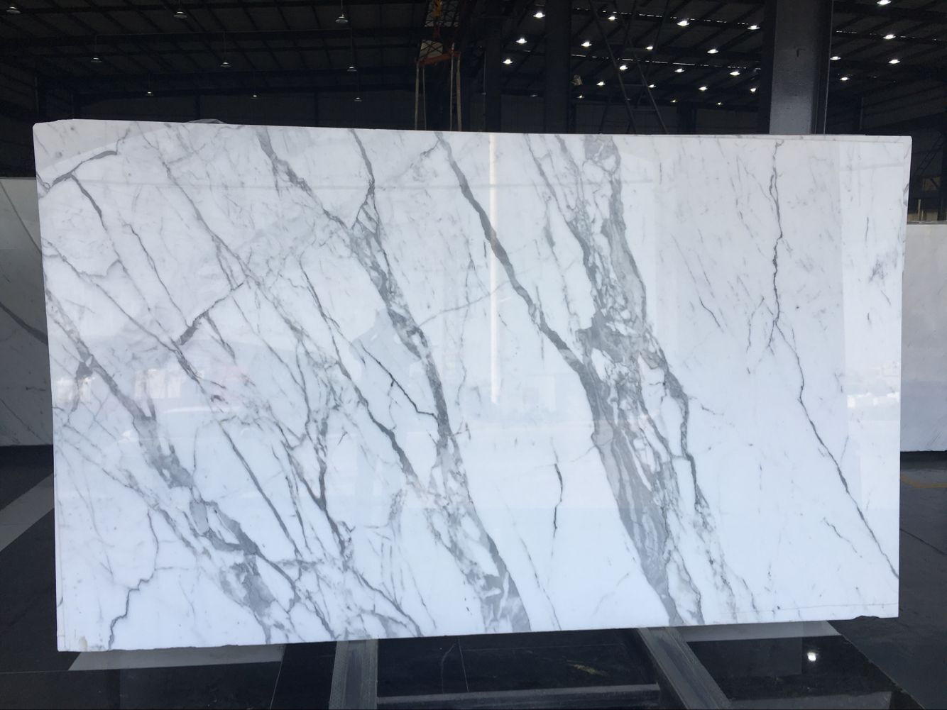 calacatta white Marble  Polished Slabs & Tiles