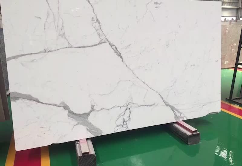 High Calacatta White Marble For Wall