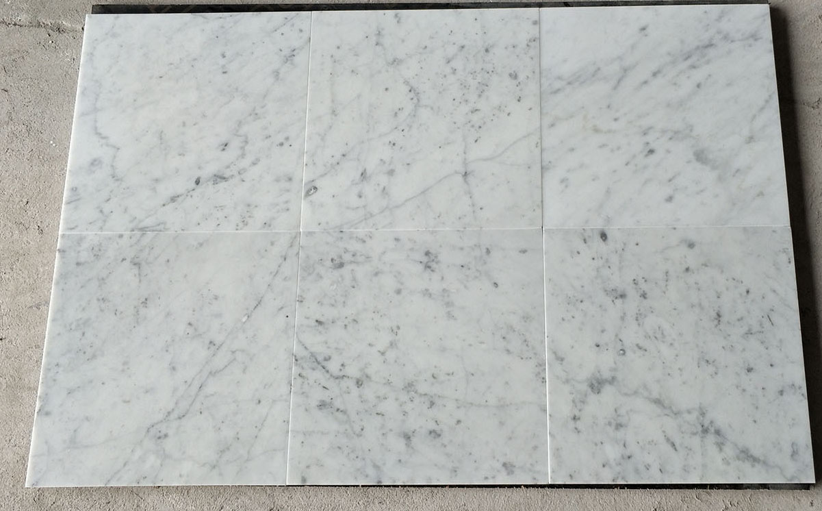 good quality italy carrara white tiles
