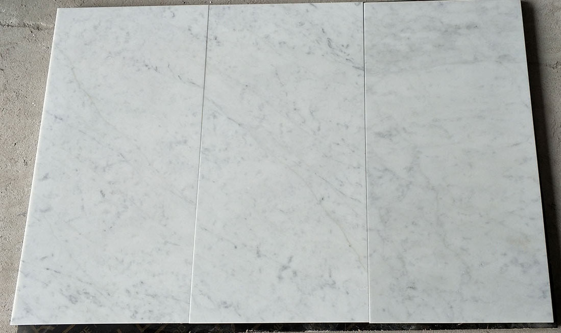high quality carrara white tiles
