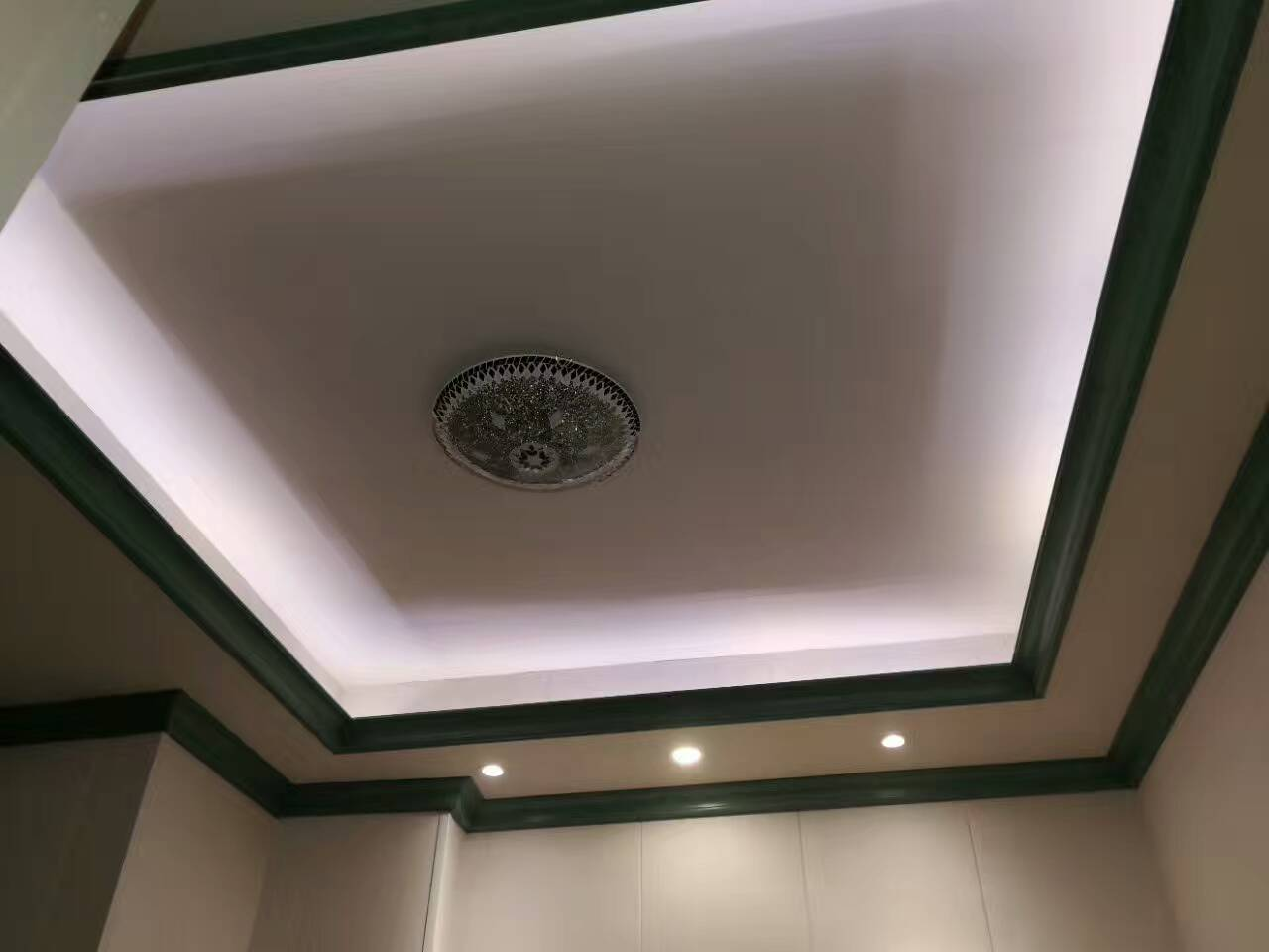 ceiling easy installation panel