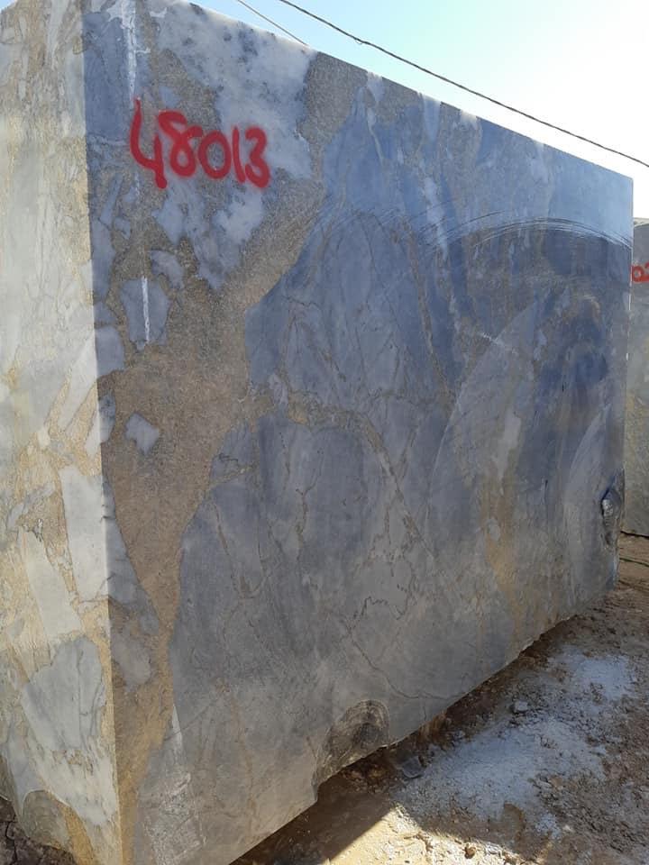 Turkish Grey Marble Natural Blocks