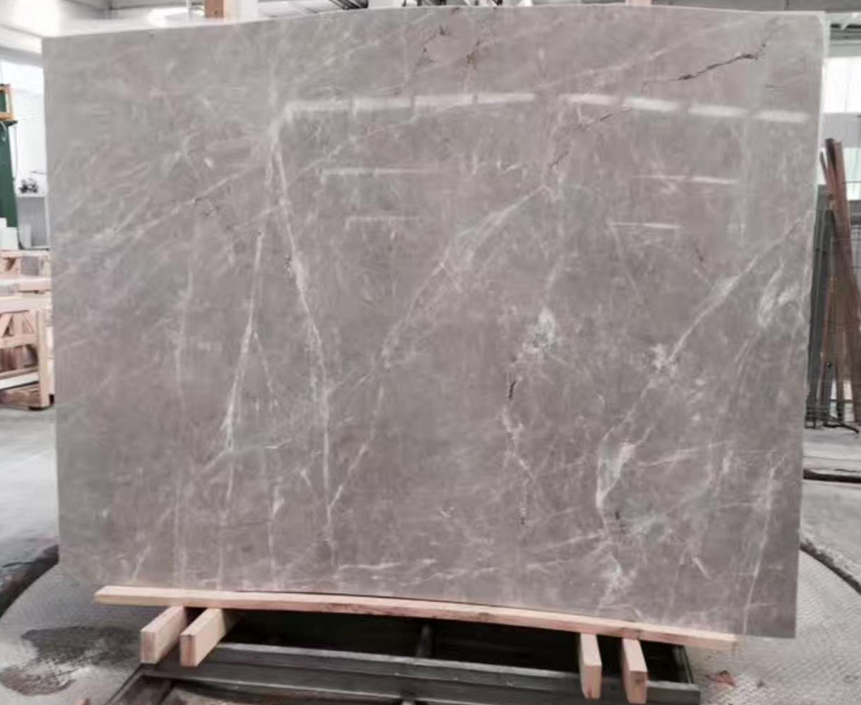 cheap gray marble slab