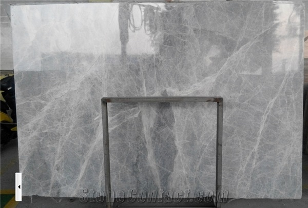 Chinese blue savory marble