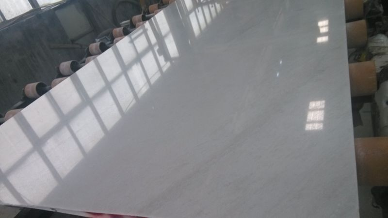Snow white marble from China