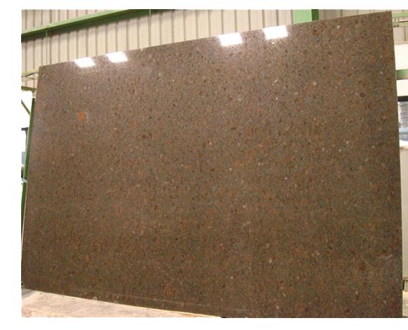 Coffee Brown Granite Slabs Indian Brown Granite Polished Slabs
