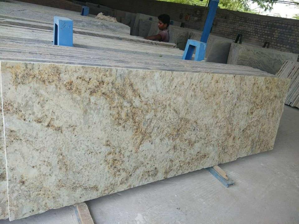 Colonial Gold 4s Granite