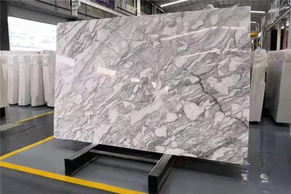 Factory Price Corel White Marble Slab