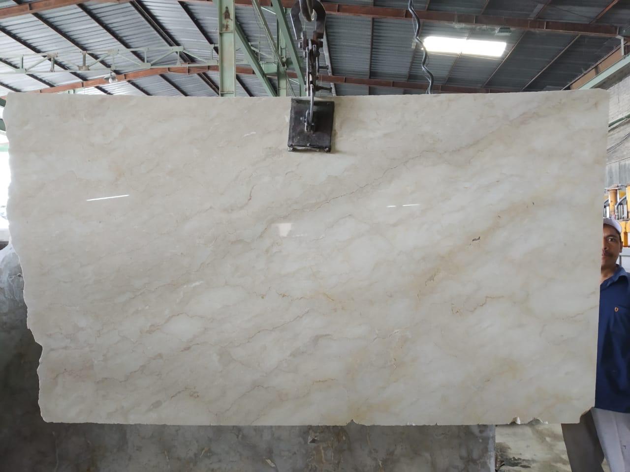 Java Beige Marble Slabs Stone Countertops