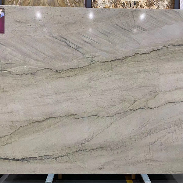 Cream white luxury stone