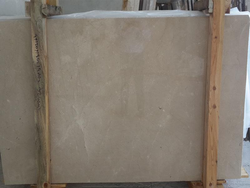 crema petras marble slabs