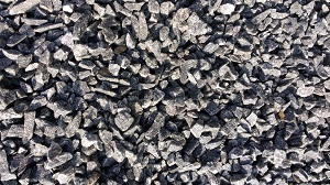 Black Granite Stone Chips