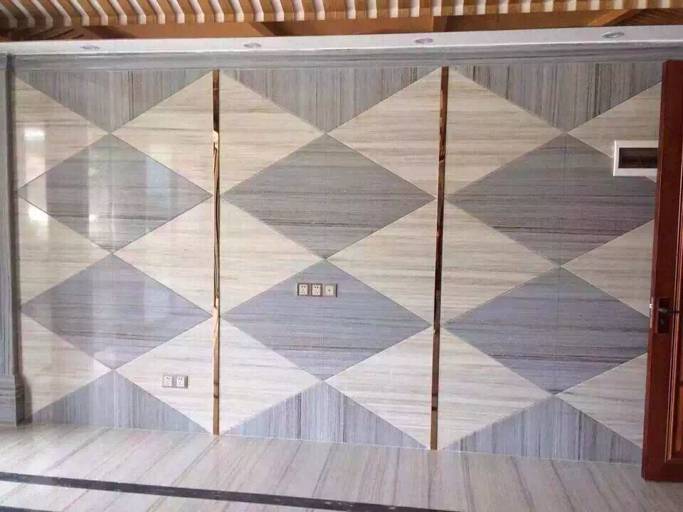 crystal wood interior decoration