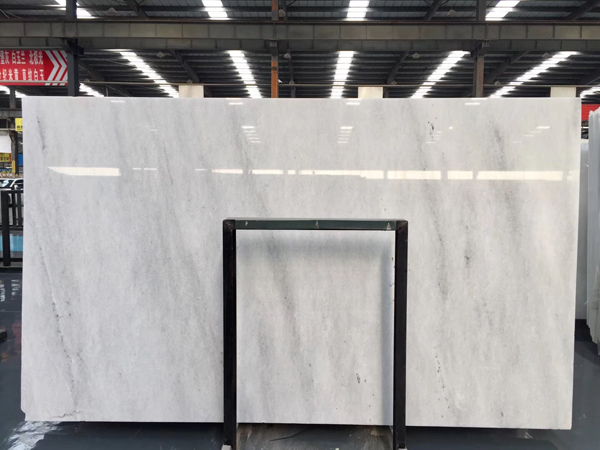 Chinese Crystal White Marble Slabs White Marble
