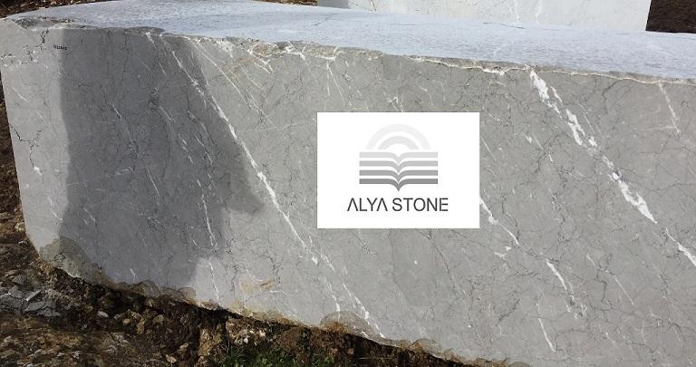 Cyprus Grey Natural Marble Blocks