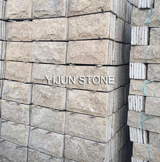 Natural Quartzite Claybank Mushroom Stone Brown Wall Stone Tile