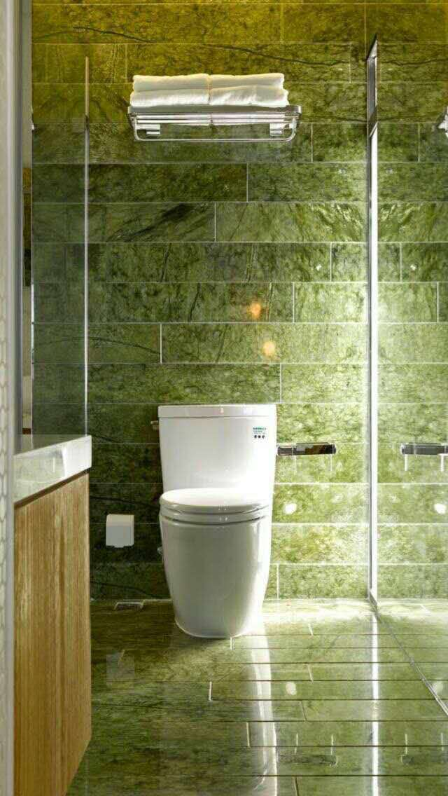 Chinese Dandong Green Decorating Marble Tiles Marble Slabs for Wall covering and flooring