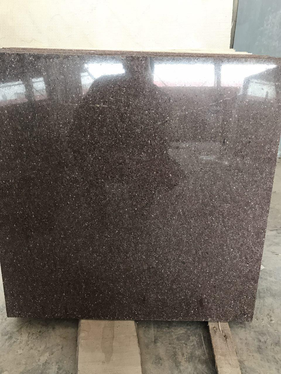 dark brown granite tile