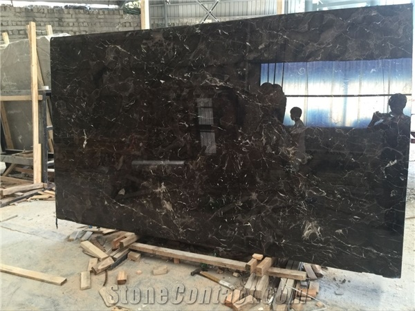 China Emperador Dark Marble Emperador Brown Marble Slab & Tiles