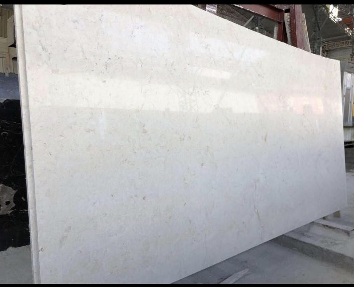 Beige Imperial Slabs Polished Limestone Slabs