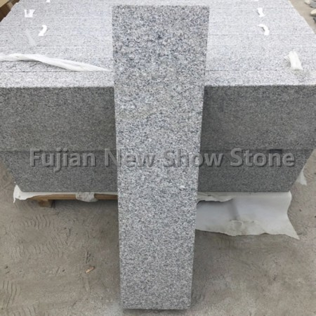 Kerbstone granite cube