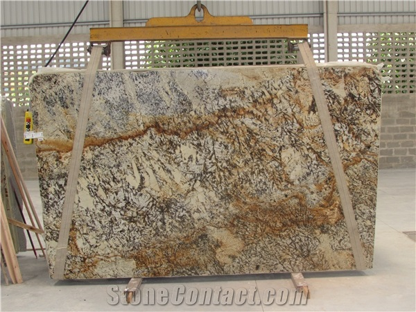 Delicatus golden granite